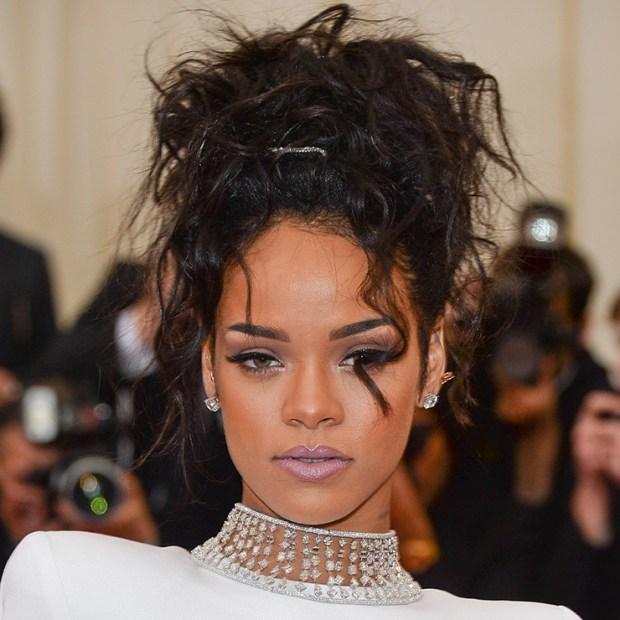 Rihanna beauty look secrets