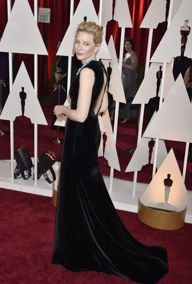 Cate Blanchett Oscar 2016