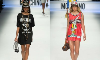 Moschino Fall-Winter 2015-2016 Collection MFW