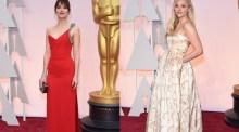 Oscar 2015 Celebrity Dresses