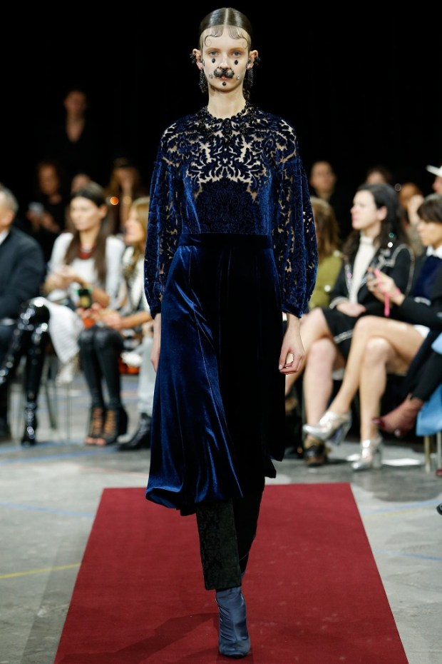 5 Givenchy Fall Winter 2016 2017 Collection