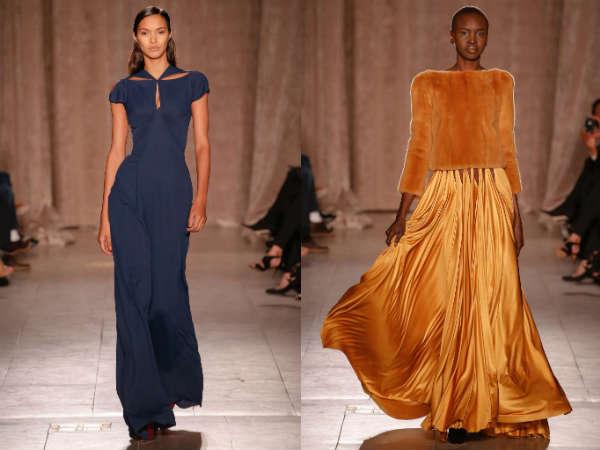 Zac Posen New York Fashion Week