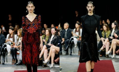 Givenchy Fall-Winter 2015-2016 Collection PFW