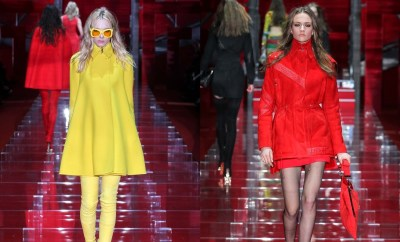 Versace Fall-Winter 2015-2016 Collection MFW