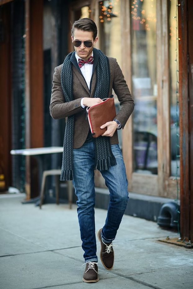 Best male Scarves