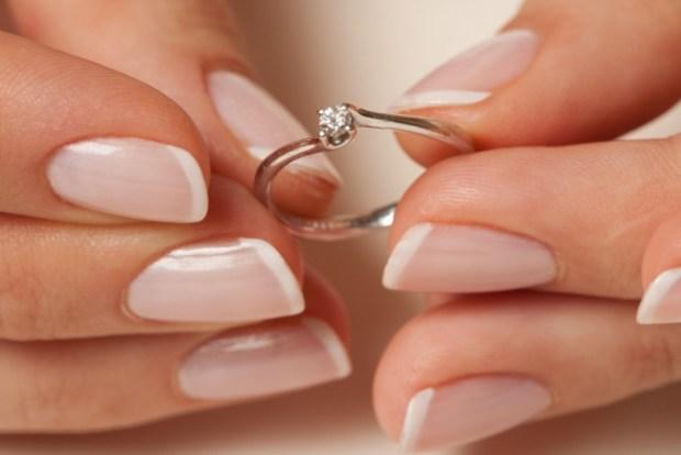 Wedding nails 2016 design