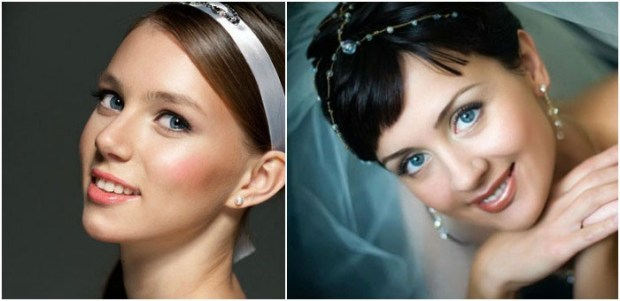 Wedding makeup 2016 for blue eyes