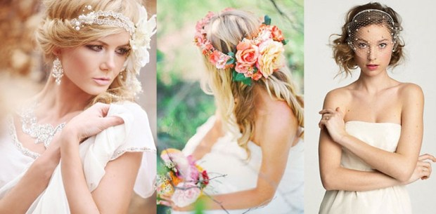 Boho chic and bohemian wedding hairstyles 2016