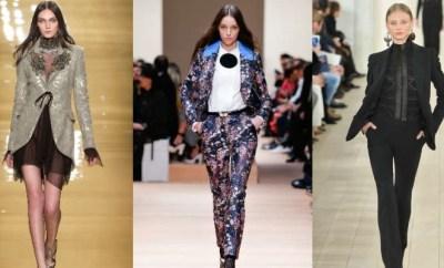 Trendy Blazers For Women Fall-Winter 2015-2016