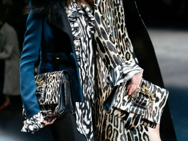 as leopard printed clothing