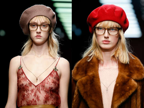 Gucci beret accessories