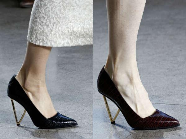 Jason Wu shoes with thin heel