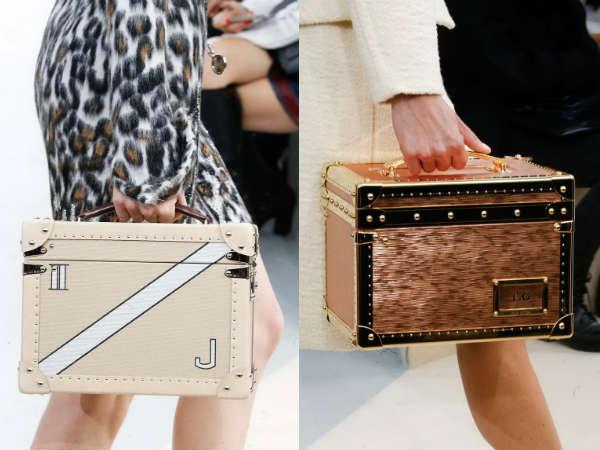 luxury box designer bag