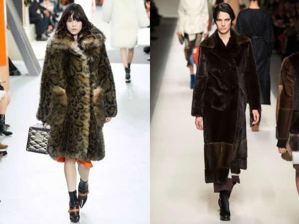 thick fur coats