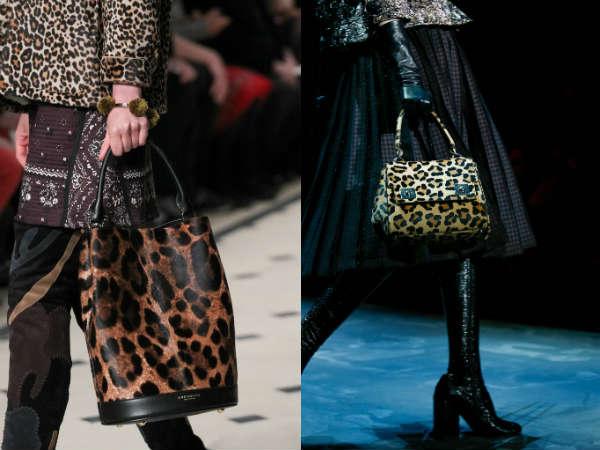 hand leopard print
