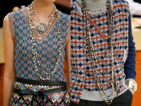 Long beads accessories