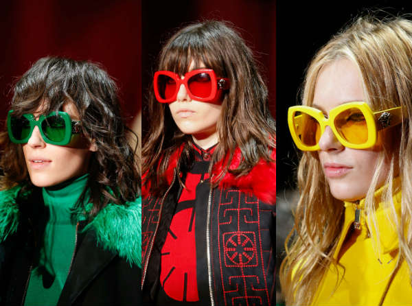 Are butterfly sunglasses in style