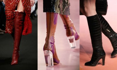 Trendy Boots Fall-Winter 2015-2016