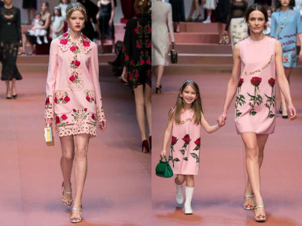 Dolce&Gabbana floral print