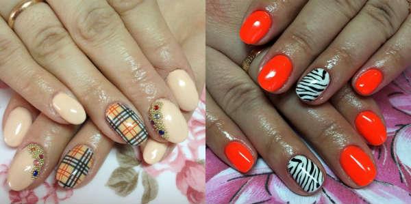 nail drawing images