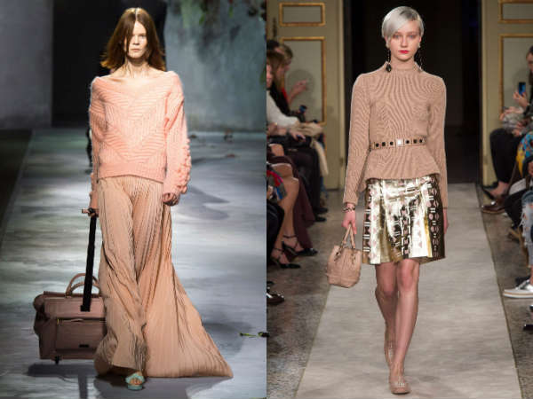 Sweaters for women Fall-Winter 2016 2017 colors