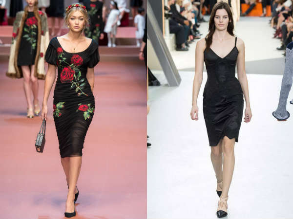 Pencil cocktail dresses 2016 2017 Fall-Winter