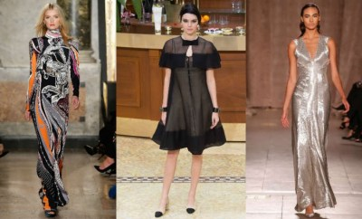 Trendy Dresses 2018-2019