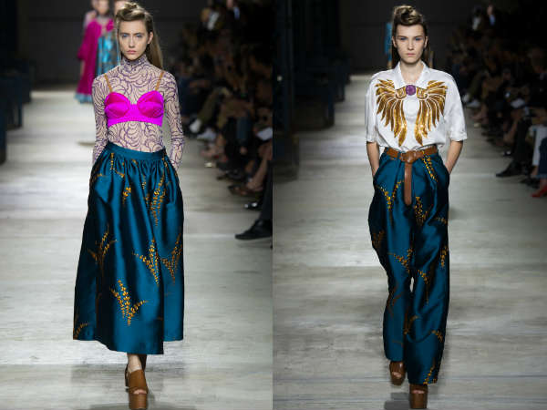 Paris Fashion Week Dries Van Noten