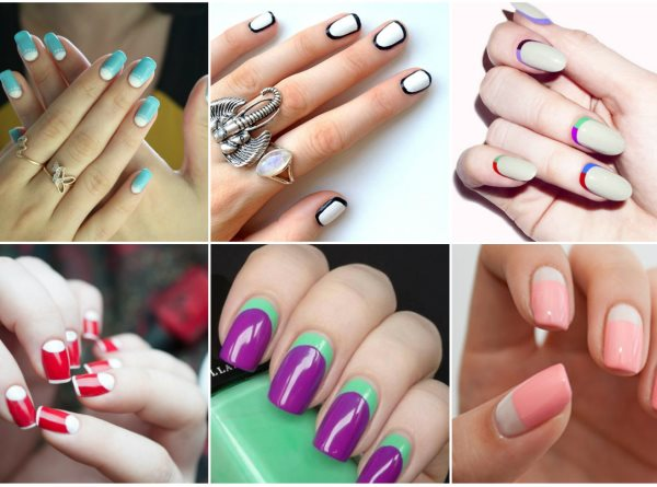 Manicure shape and legth