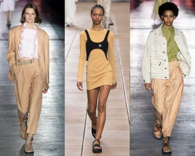 Fashion pastel shades 2020