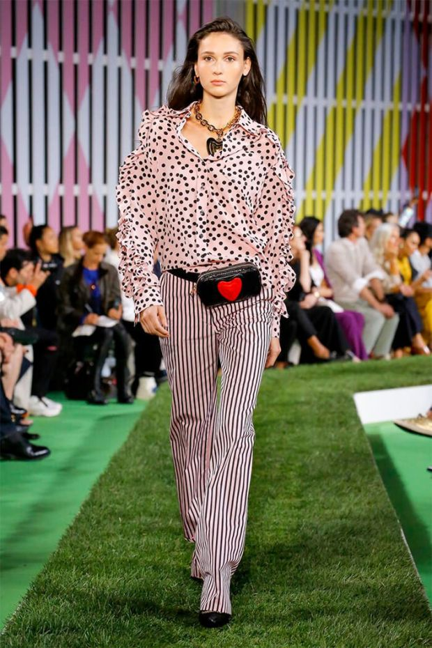 Spring summer 2020 pants with prints