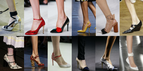 Women's shoe trends 2017