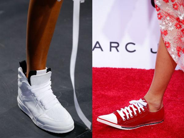Trendy sneakers 2017