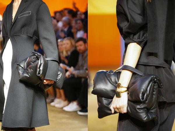 Bulky bags 2017 fashion