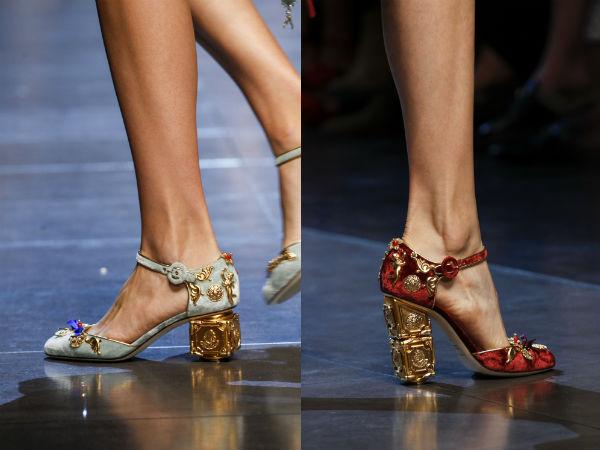 stylish with comfortable heel