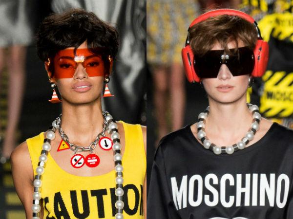 Sunglasses 2017 spring summer: sport style