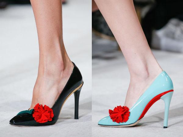 Oscar de la Renta footwear