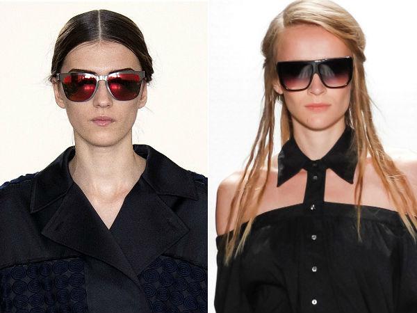 Wayfarer sunglasses spring summer 2017