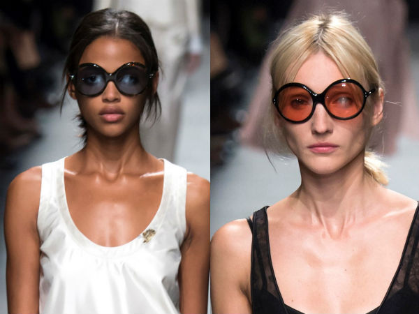 What are the sunglasses trends in 2017