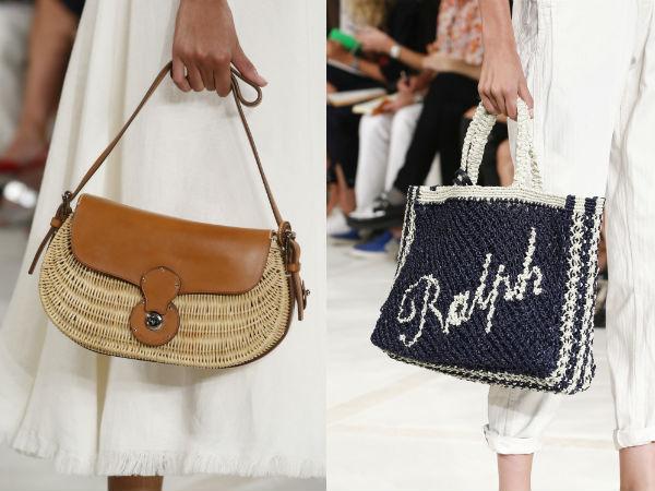Women handbags 2017 woven