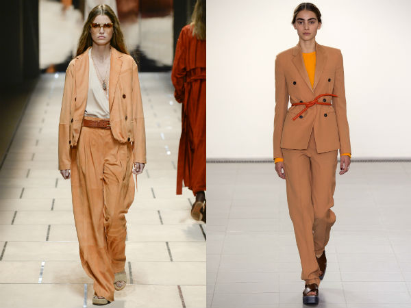 What women's suit color to wear