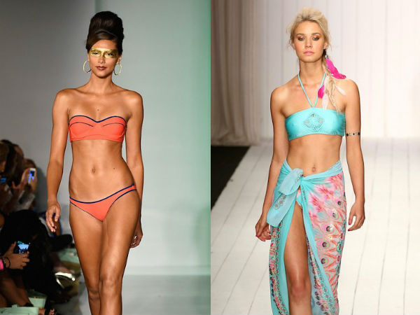 What swimsuit color to wear in 2017