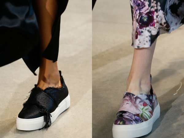 Platform shoes 2017