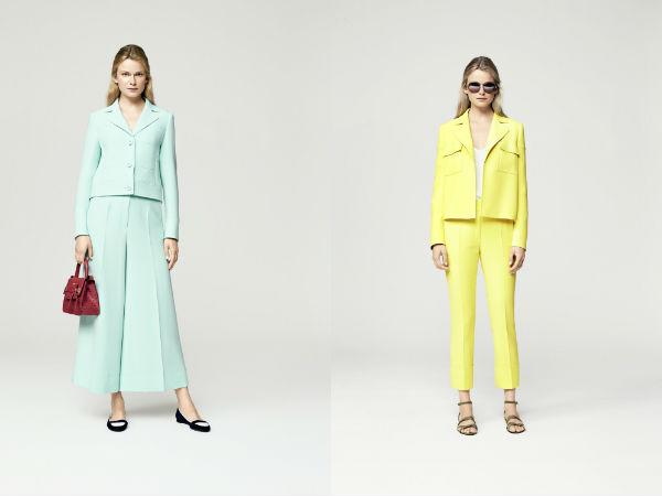 Beautiful women's suits