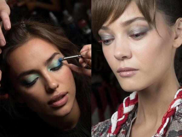 What makeup to wear in Spring 2017