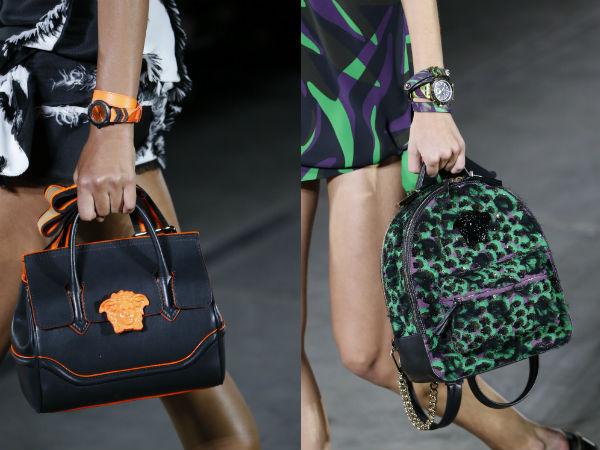 Modern accessories for women spring-summer 2017