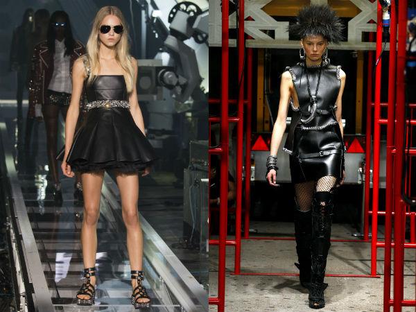 Spring Summer 2017 Fashion Trends: Grunge