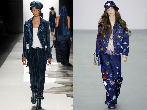 Spring-Summer 2017 Fashion Trends: Denim