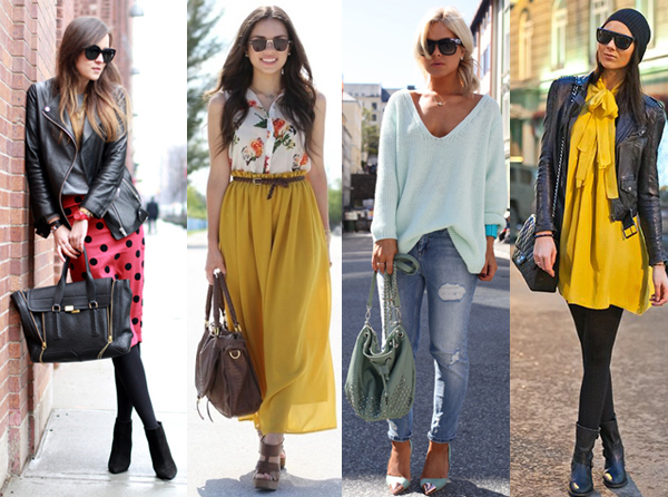 How to match handbag with shoes