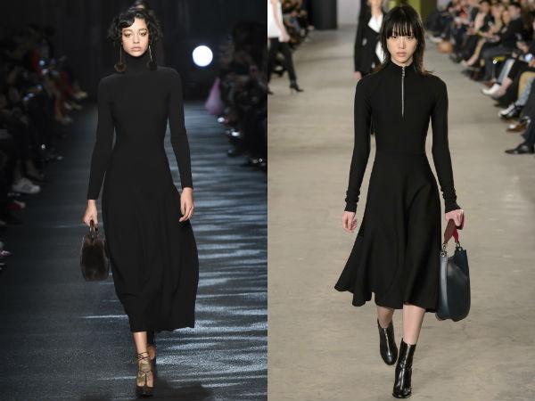 Black minimalist style